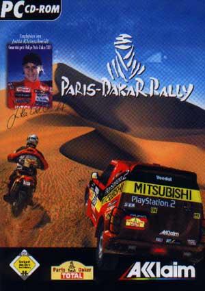 الرالي الرائعة Paris Dakar