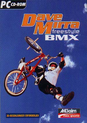 Dave Mirra Freestyle Bmx [1 Link] [4shared]